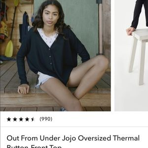 Jojo Thermal Urban Outfitters